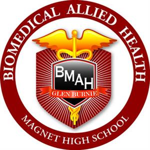 BioMedial Allied Health Maghet High School Program Logo
